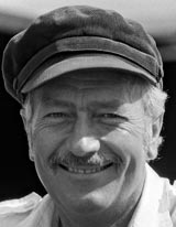 Lotus team boss Colin Chapman