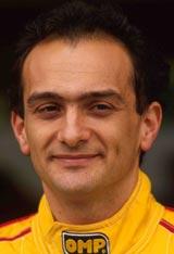 Italian driver Gabriele Tarquini