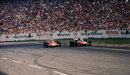 Jochen Rindt and Jacky Ickx enjoyed a race-long battle