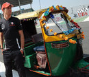 Indian Grand Prix - Thursday preparations