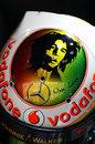 Lewis Hamilton sporting a Bob Marley design helmet