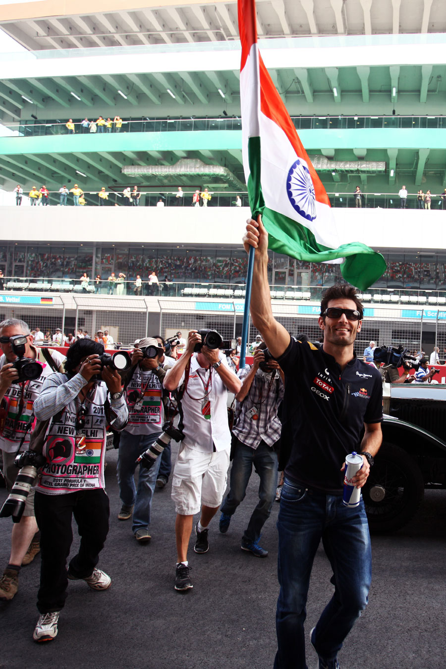 12496 - Formula One labels India a success