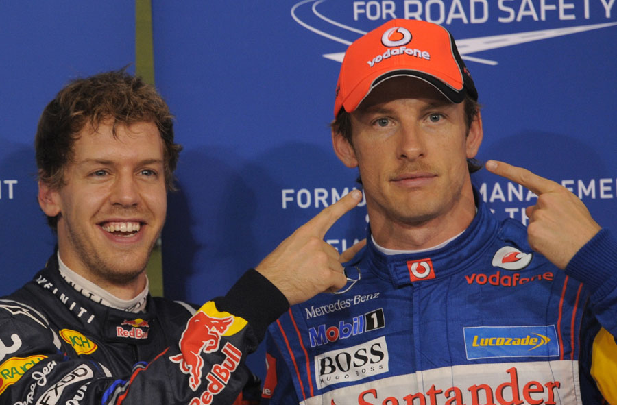 12672 - Jenson Button better than ever, says Coulthard
