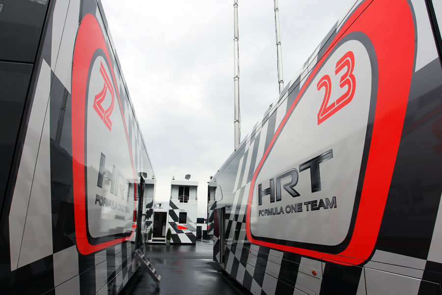12713 - HRT confirms move to Valencia