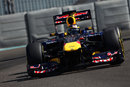 Jean-Eric Vergne on track in the RB7
