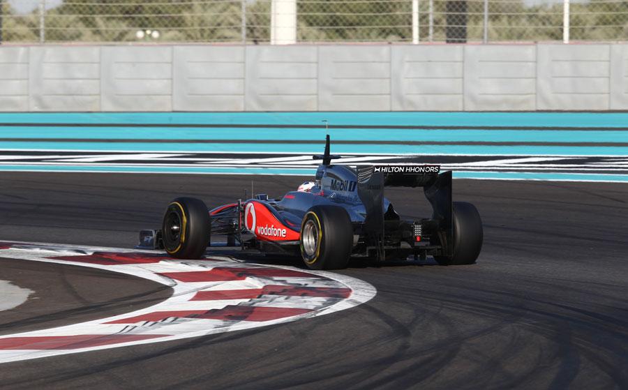 12746 - McLaren development 'going well' - Paffett