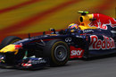Mark Webber attacks turn eight