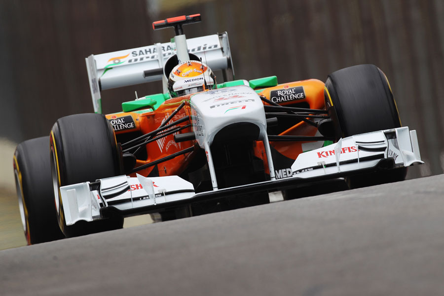 12917 - Sutil continues 'strong weekend'