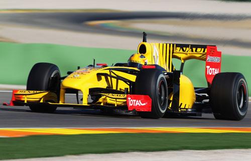 1326 - Kimi Raikkonen to test R30 in January