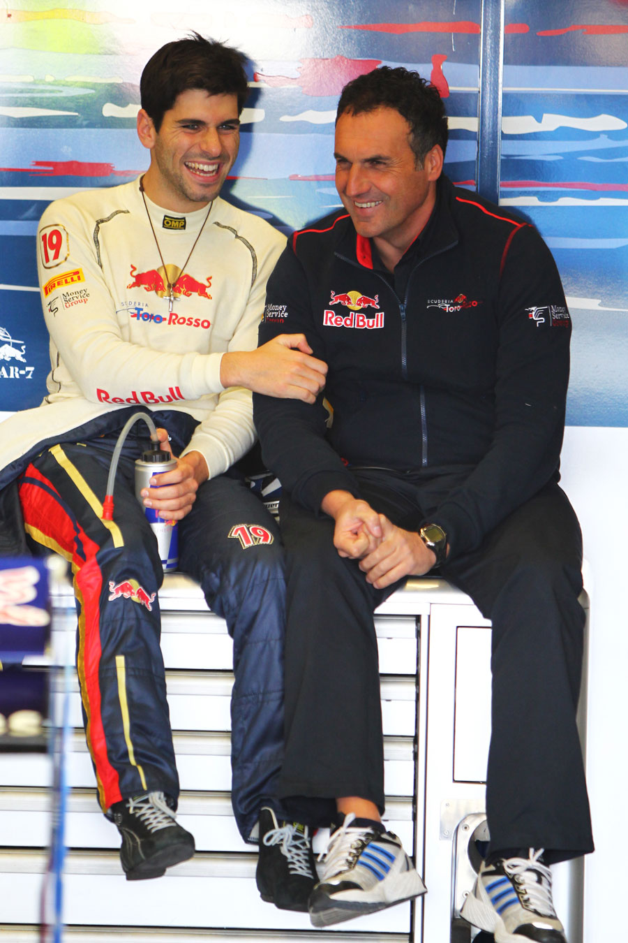 13090 - F1 trainer Gianotti dies