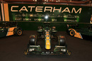 Team Lotus T128 on the Caterham Stand