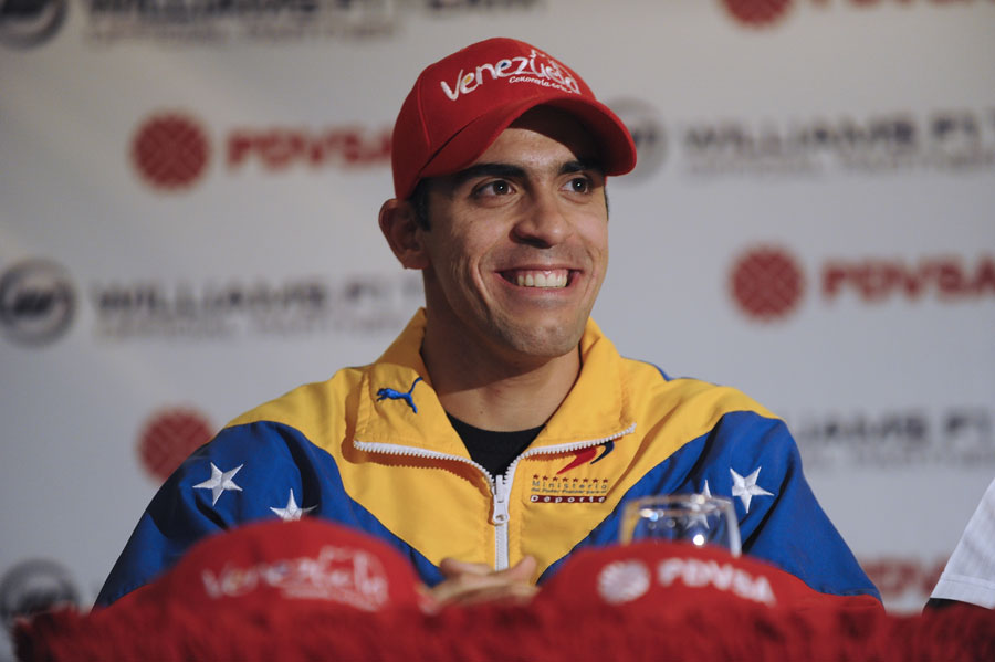 13144 - Maldonado has trust in team