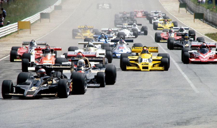 ... アンドレッティとシェクター | Formula 1 画像 | ESPN F1