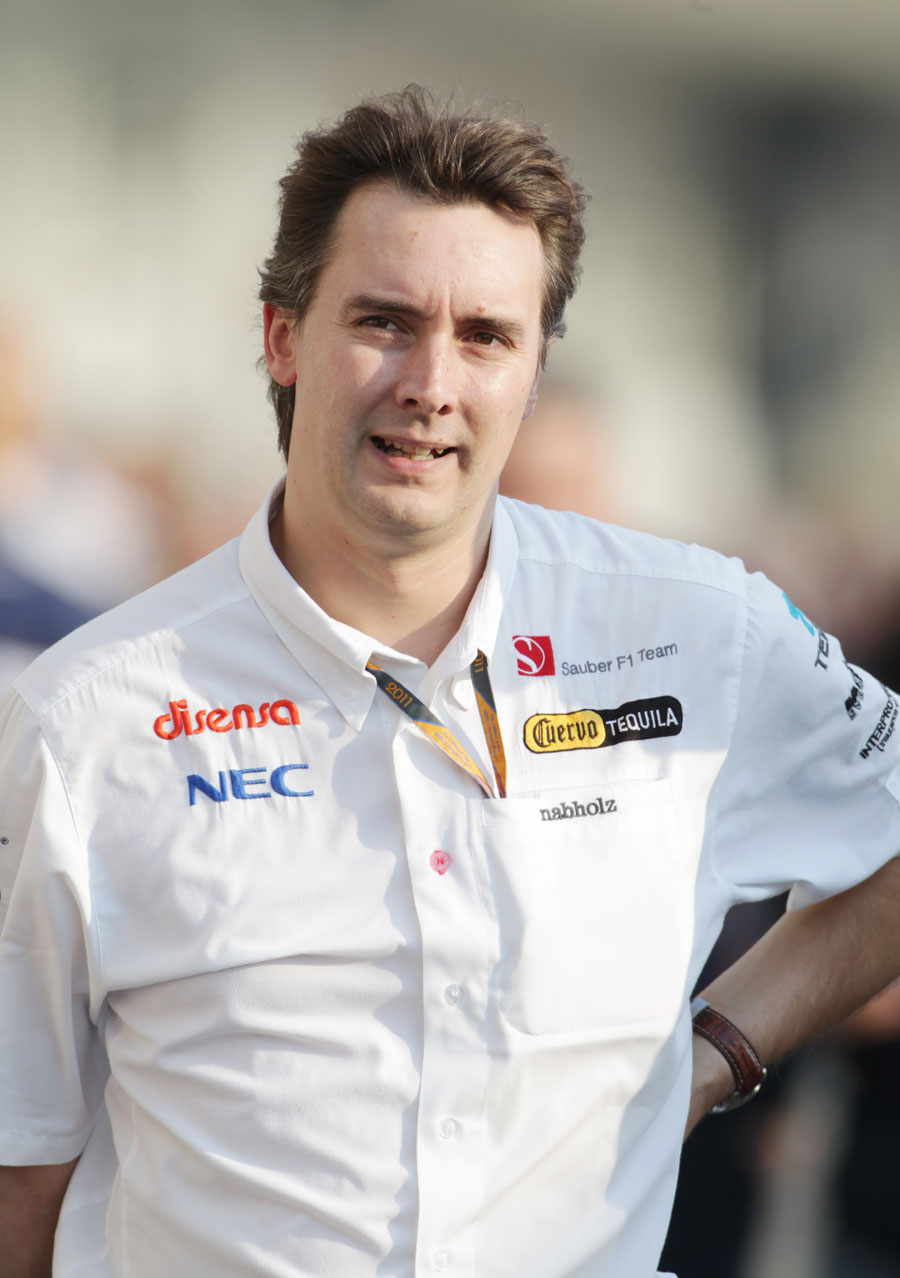 13238 - Technical director Key leaves Sauber