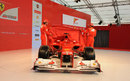 Fernando Alonso and Felipe Massa unveil the new F2012