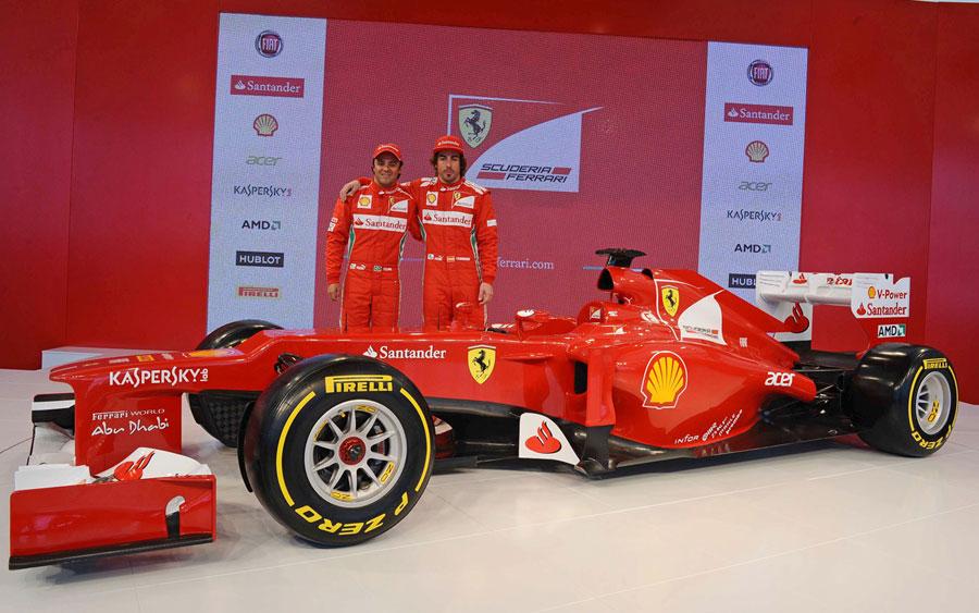 13243 - Alonso 'believes' in Ferrari skills