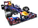 Red Bull's new RB8