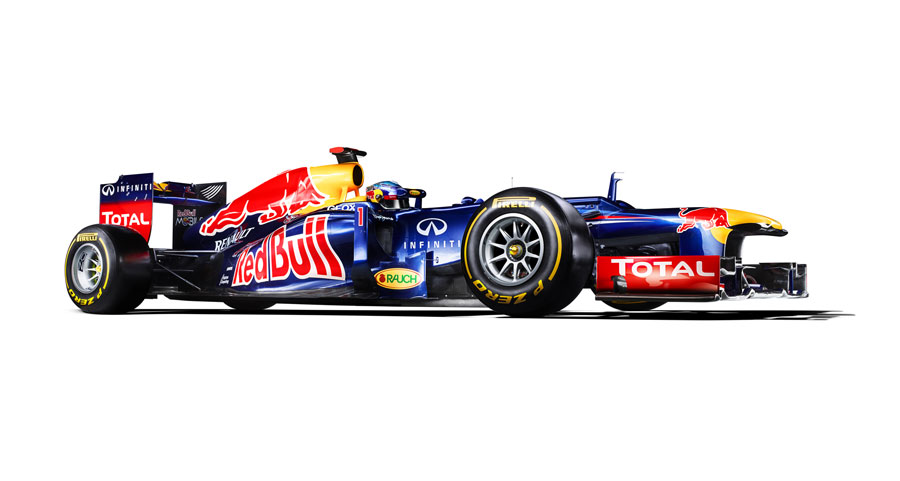 13270 - Red Bull's RB8 launched online