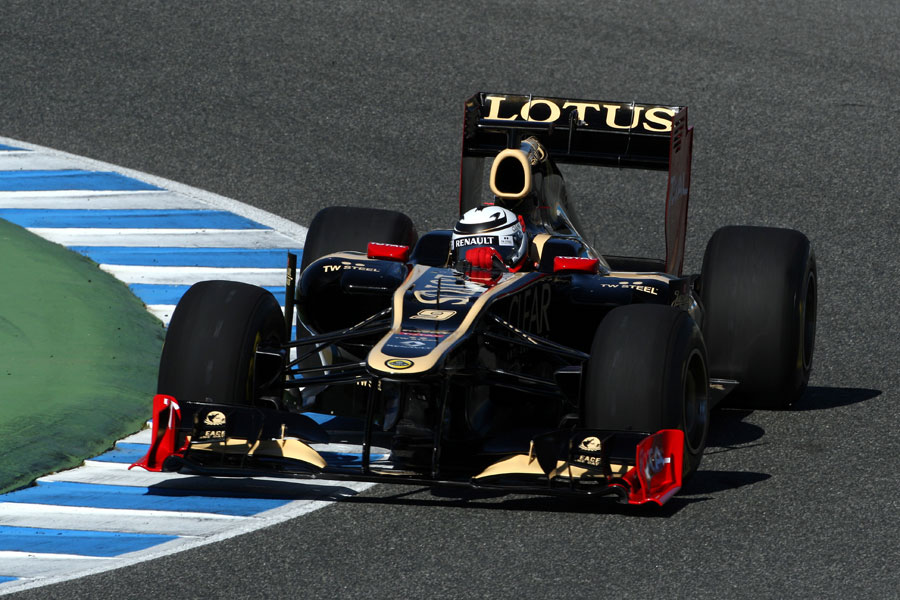 13272 - Lotus has 'tools' to return to winning ways - Raikkonen