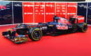 Toro Rosso unveils the STR7