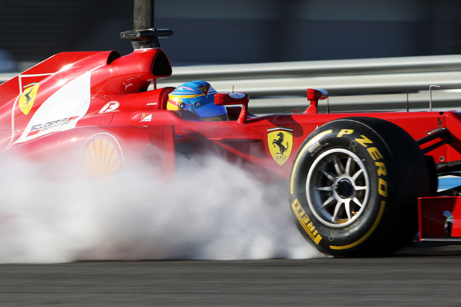 13355 - Ferrari 'not happy' with F2012's progress