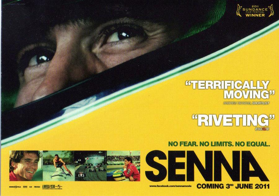 13393 - Senna scoops top awards at BAFTAs
