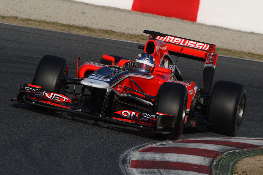 13453 - Marussia to follow McLaren lead