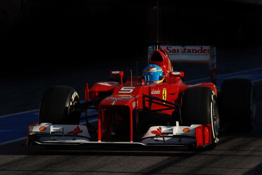 13493 - Ferrari and Red Bull alter testing plans