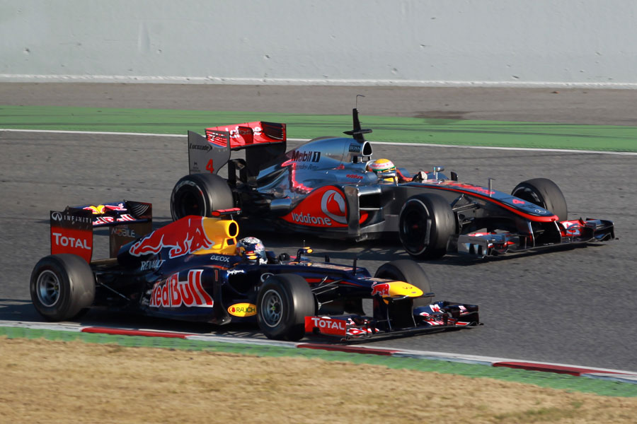 13508 - Spain will help to unravel 2012 pecking order - Vettel