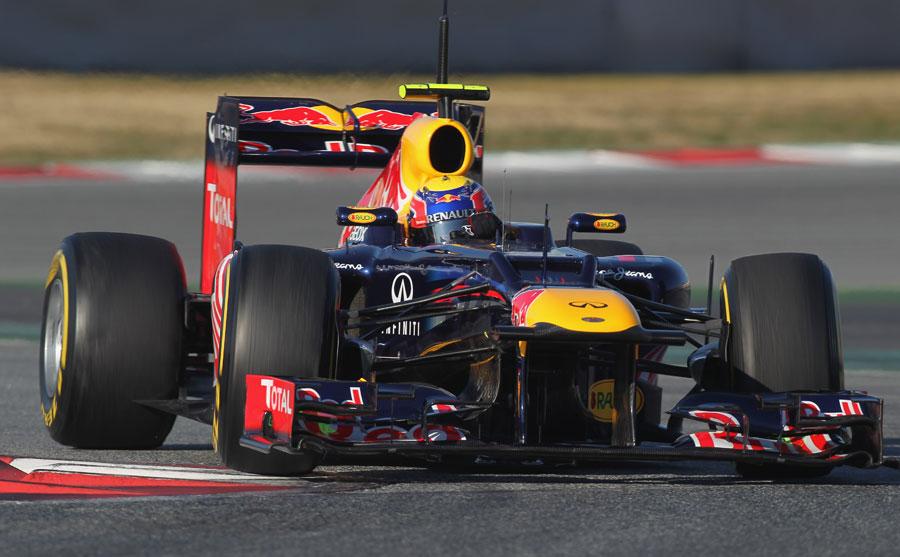 13528 - Red Bull 'still learning' - Webber