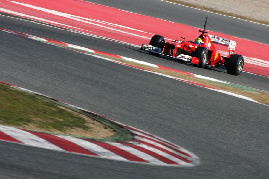 13533 - Ferrari has found the right direction - Massa