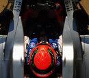 Michael Schumacher in the Mercedes cockpit