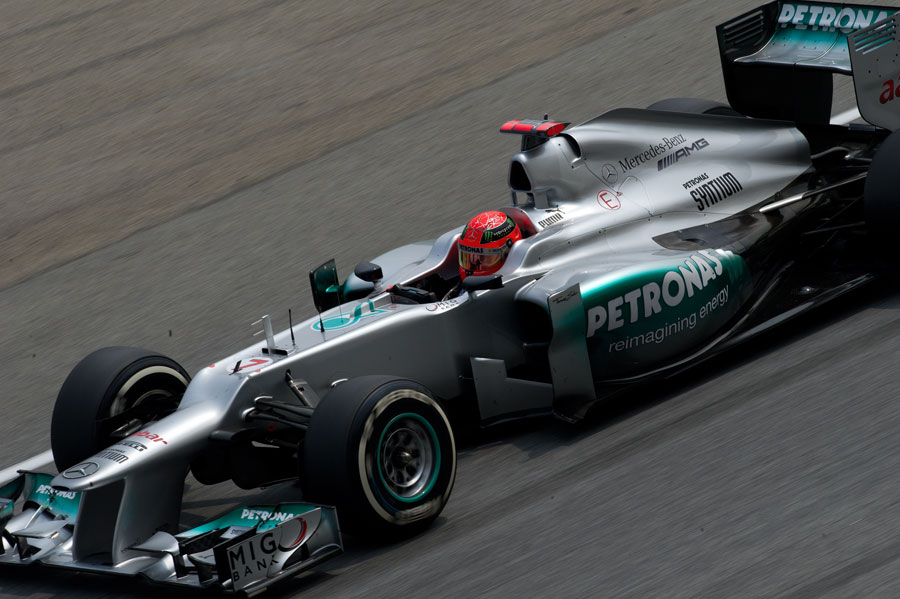 13984 - Schumacher cautiously optimistic over long run pace