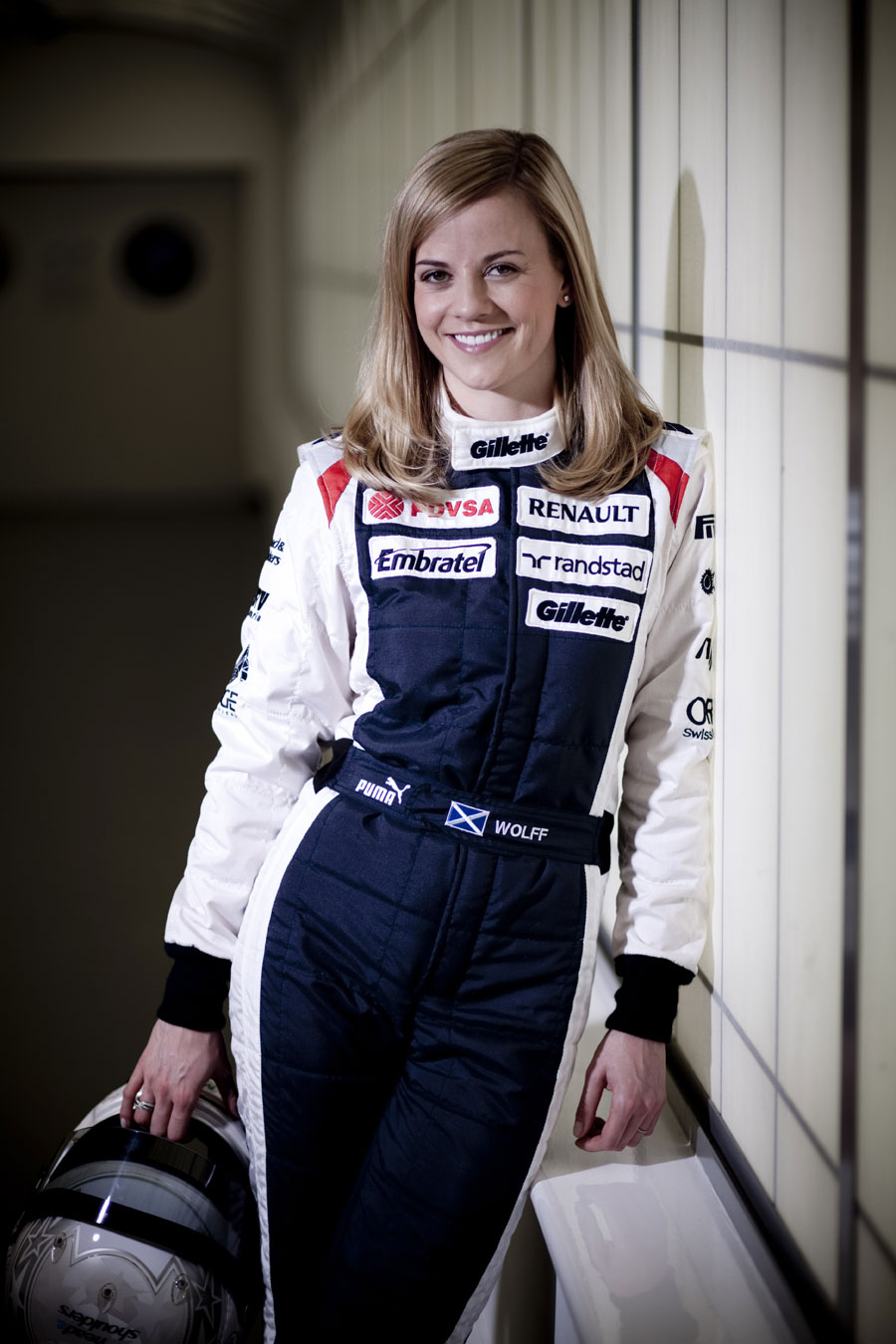 14126 - Williams adds Susie Wolff as development driver