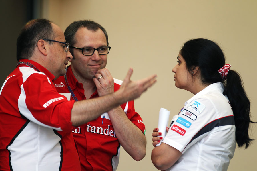 14347 - Time for Ferrari to 'step up a gear' - Domenicali