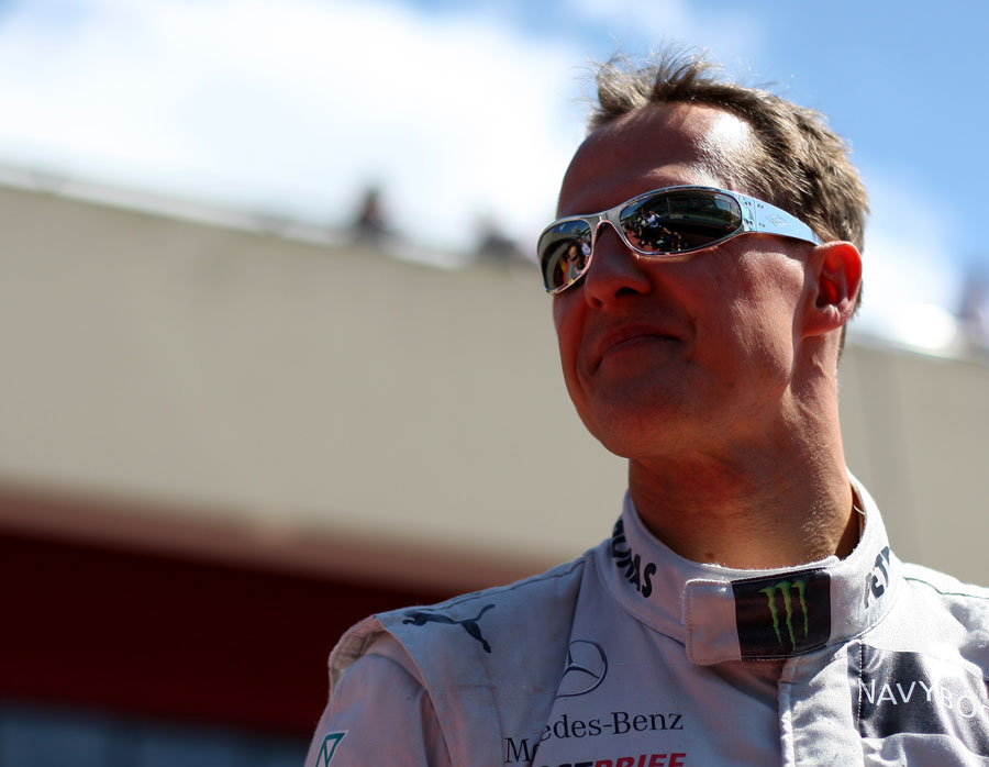 14501 - Schumacher continues to criticise tyres
