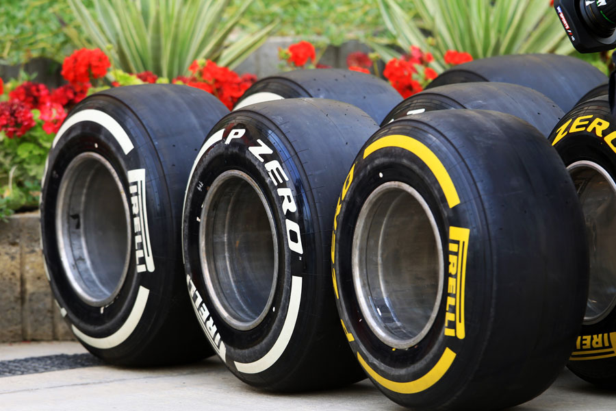 14537 - Pirelli confident it has paddock support