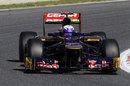 Daniel Ricciardo during free practice