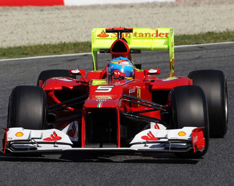 14566 - Alonso confident Ferrari updates will start to close gap