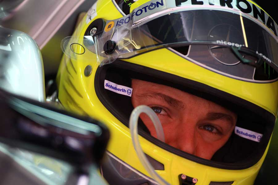 14591 - Rosberg confident Mercedes will bounce back