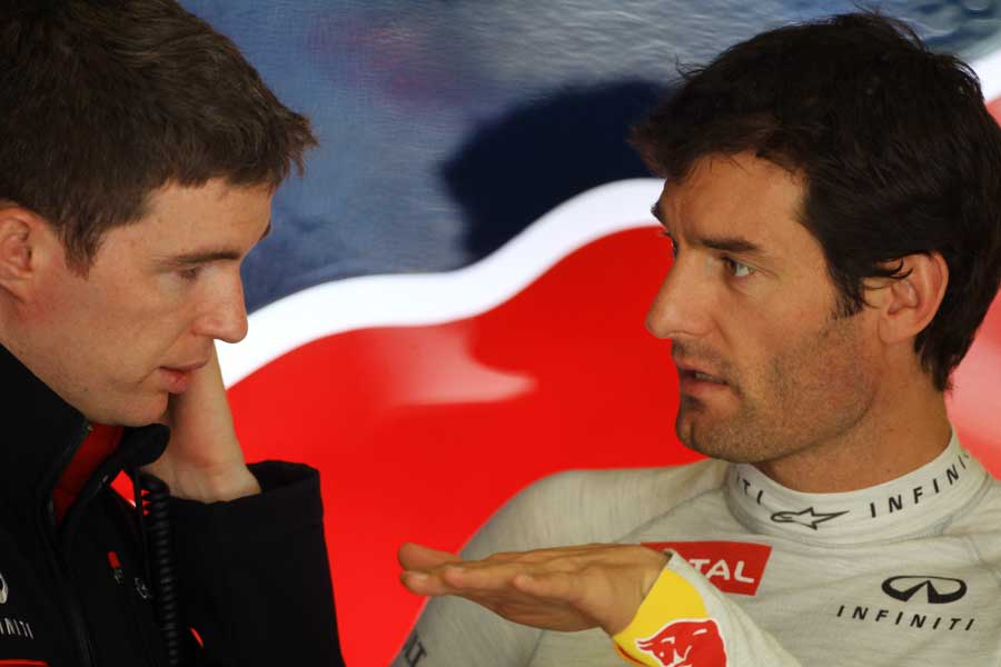 14597 - 'We got caught with our pants down' - Webber