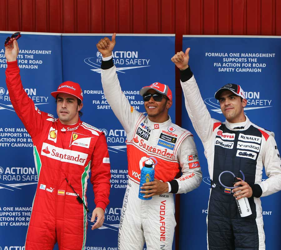 14602 - Maldonado delighted with first pole