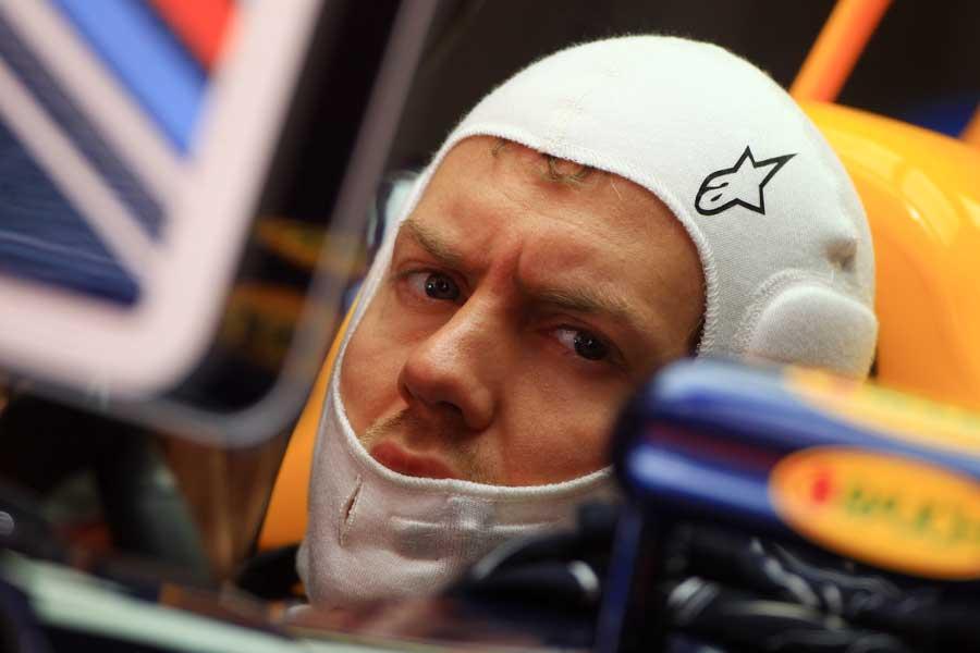 14604 - Vettel remains optimistic for race