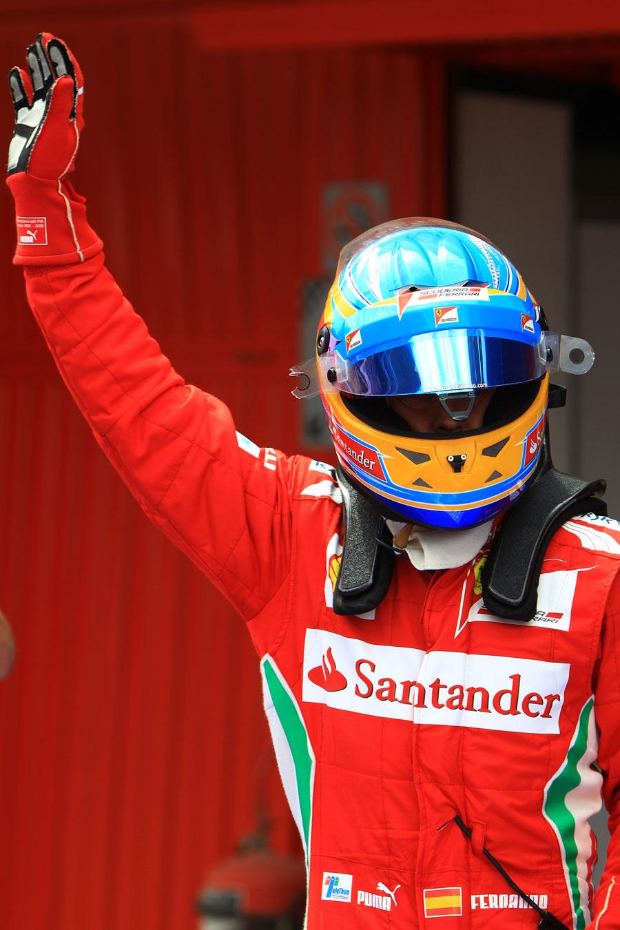 14607 - Ferrari making progress - Alonso