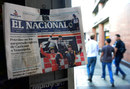 Pastor Maldonado's win in Barcelona dominates the front pages in the Venezuelan newspapers