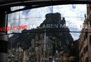 The McLaren motorhome in the Monaco paddock