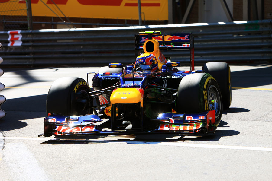 14738 - Red Bull pair cautious after practice