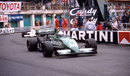 Danny Sullivan approaches the Rascasse