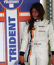 GP3 racer Vicky Piria