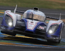 Anthony Davidson in action before his Le Mans crash
